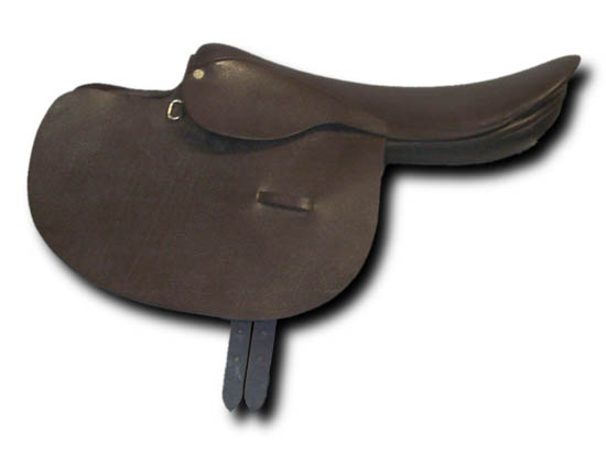 PUNCHESTOWN RACE SADDLE